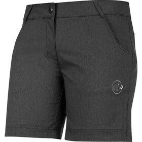 Mammut Massone Shorts Men black melange